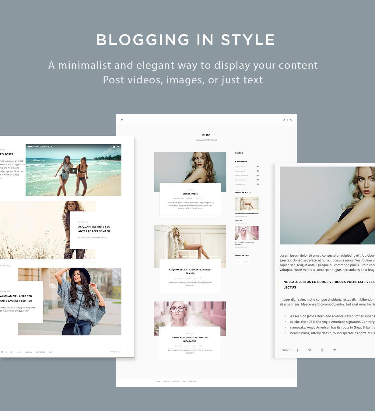 Floris — Fashion Shopping WordPress Theme - 13