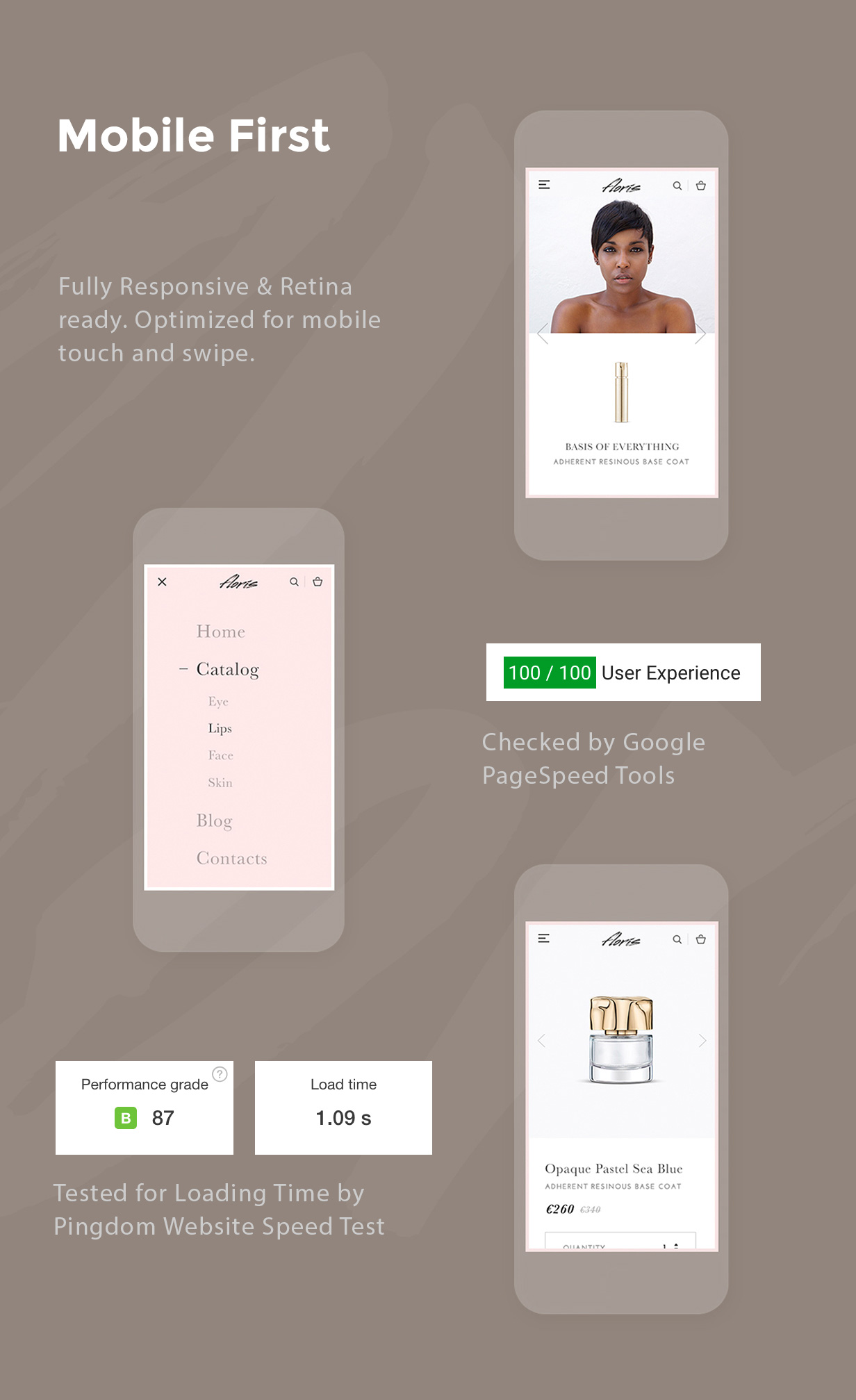 Floris — Fashion Shopping WordPress Theme - 6