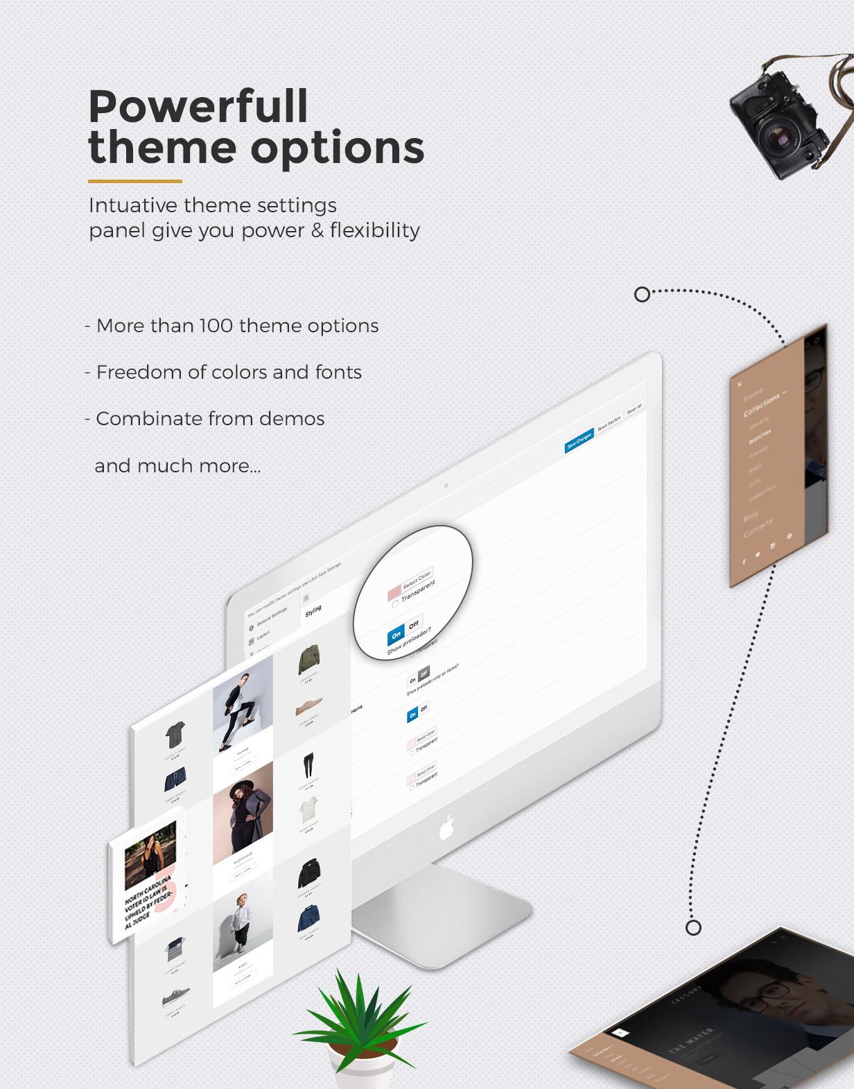 Floris — Fashion Shopping WordPress Theme - 9