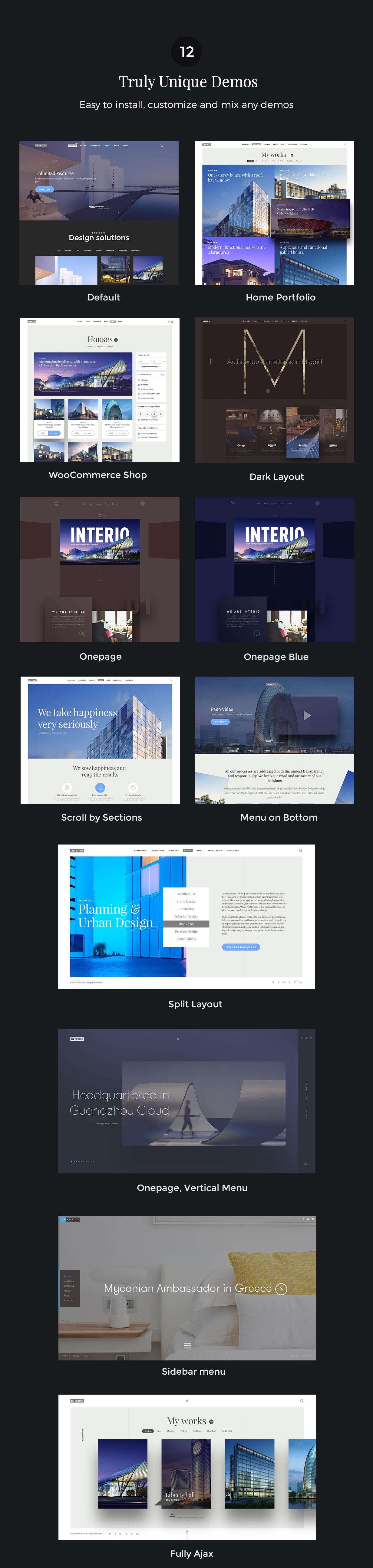 Interio | WordPress Architecture Theme - 4