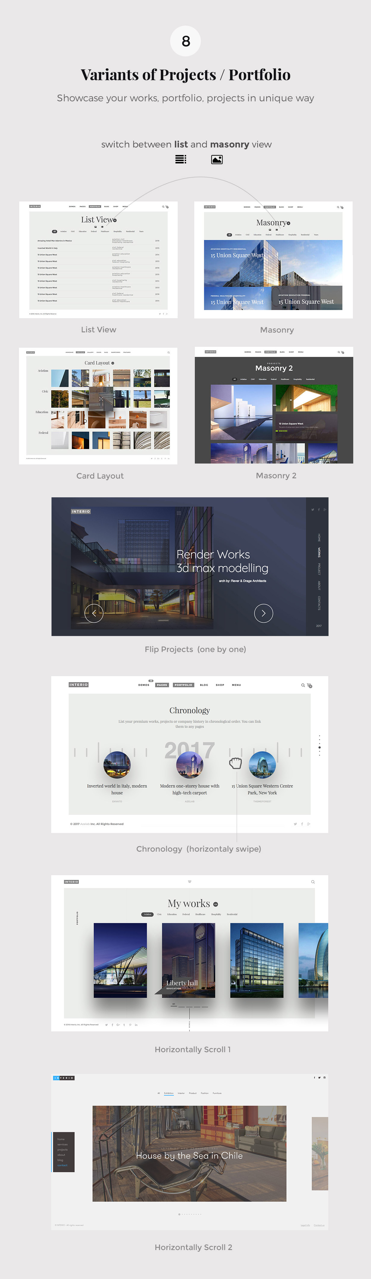 Interio | WordPress Architecture Theme - 5